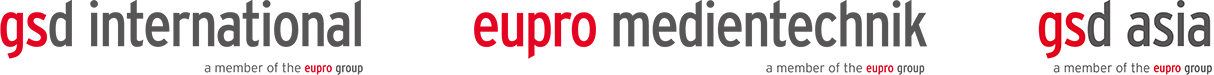 webbasierte Markenportale, Eupro Group - Partner media it services GmbH München